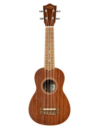 Lanikai Mahogany Soprano Ukulele with Bag