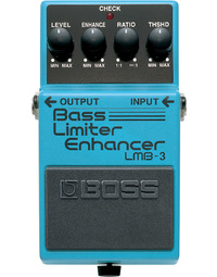 Boss LMB3 Bass Limiter & Enhancer