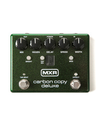 MXR CARBON COPY DELUXE ANALOGUE DELAY