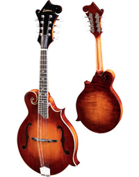 Eastman MD515/V 500 Series F Style Varnish Mandolin