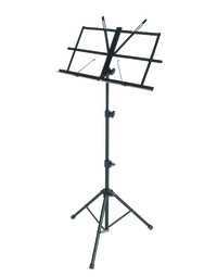 XTREME HEAVY DUTY FOLDABLE MUSIC STAND WITH BAG