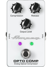 Ampeg Opto Comp Analogue Optical Bass Compressor Pedal