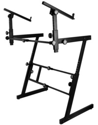 On-Stage 2 Tier Z Keyboard Stand