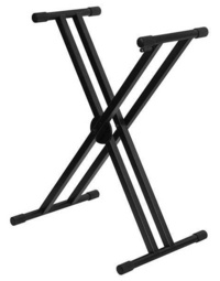 On-Stage Double X Keyboard Stand - No Brand