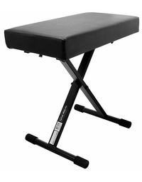 On-Stage Deluxe Keyboard Bench Plus