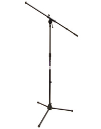 On-Stage Boom Mic Stand Black