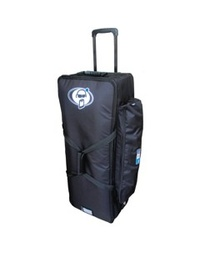 "Protection Racket 38"" x 14"" x 10"" Hardware Case w/Wheels"