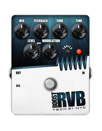 Sansamp Reverb w/Trails & Boost V2