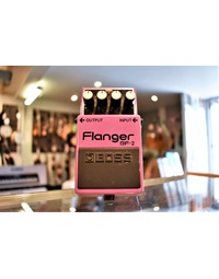 Used Boss BF2 Flanger