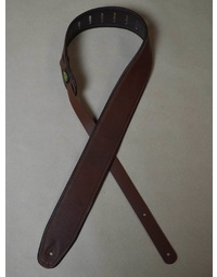 "Colonial Leather 2.5"" Tan Brown Upholstery Padded Strap"