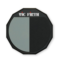 Vic Firth Practice Pad - Single Sided/Divided, 12""